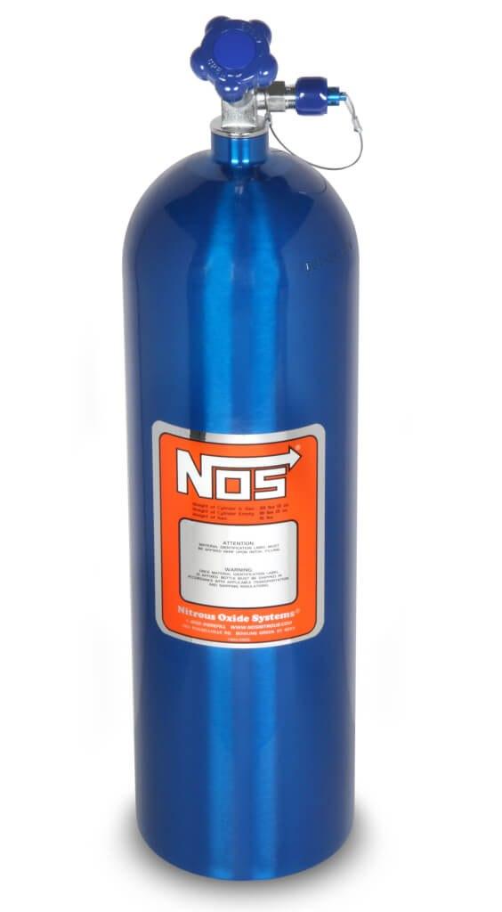 Nos Butla nitro 7L z zaworem biezpieczeństwa - GRUBYGARAGE - Sklep Tuningowy